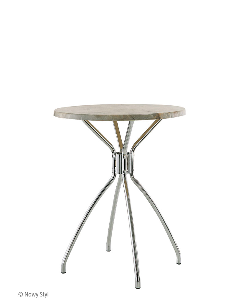 DONA 4 table chrome
