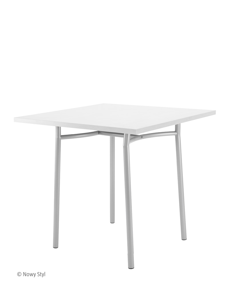 TIRAMISU DUO table chrome