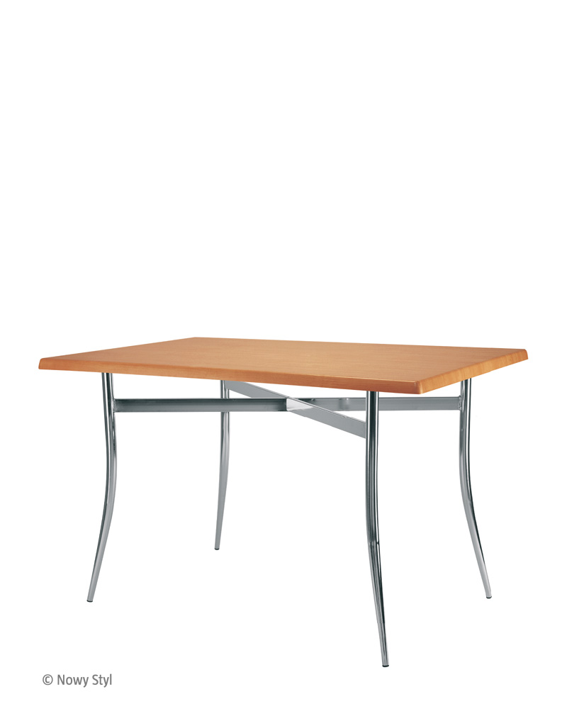 TRACY DUO table chrome